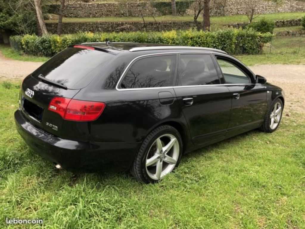 Taxi Albertville: Audi