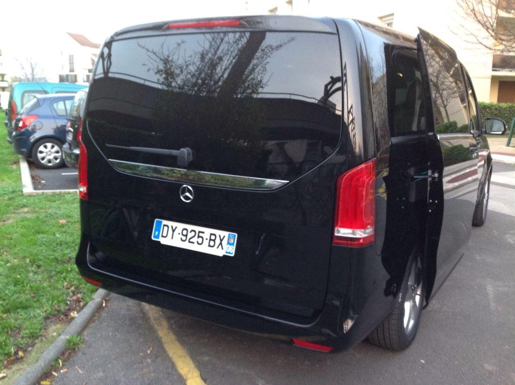 VTC Piscop: Mercedes