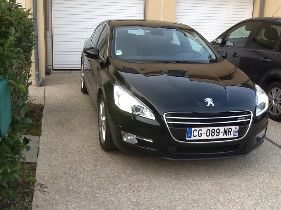 VTC Piscop: Peugeot