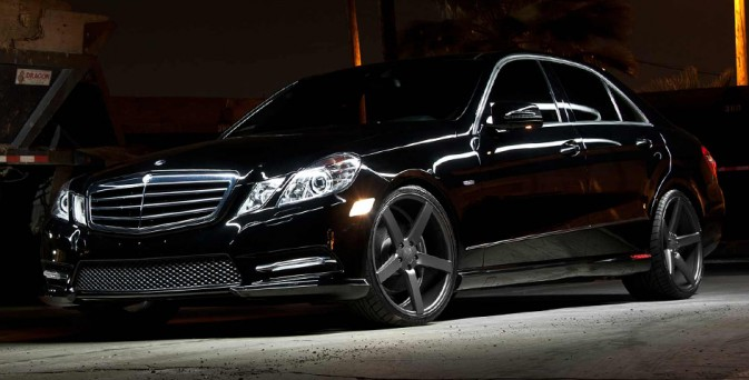 VTC Vaujours: Mercedes