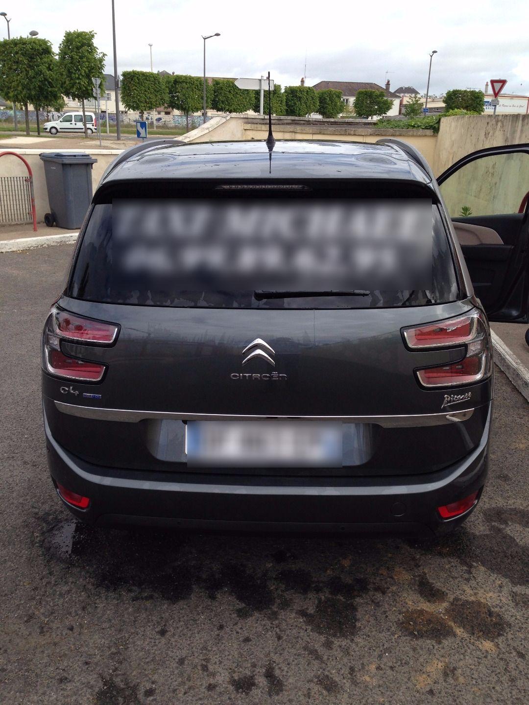 Taxi Beaumont-la-Ronce: Citroën