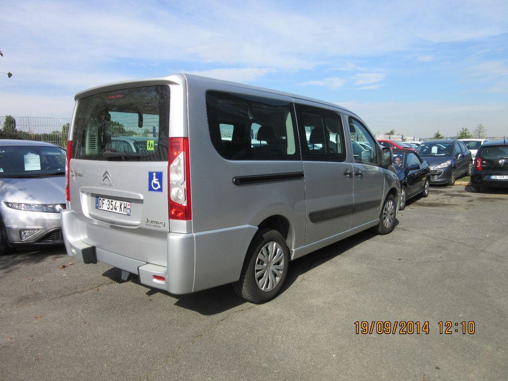 Taxi L'Isle-Adam: Citroën
