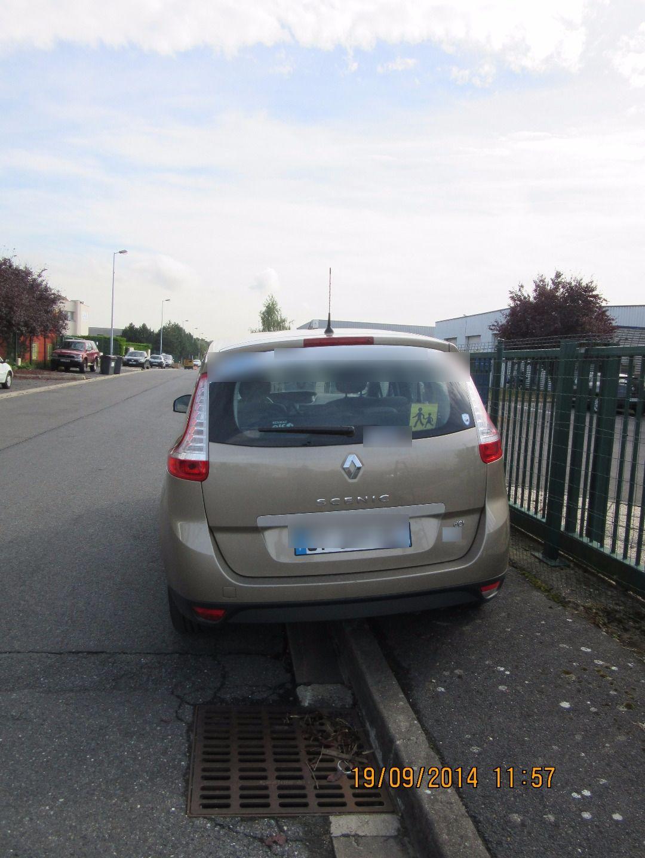 Taxi L'Isle-Adam: Renault