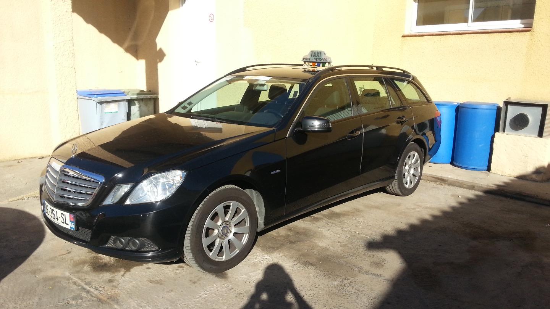 Taxi Port-Vendres: Mercedes
