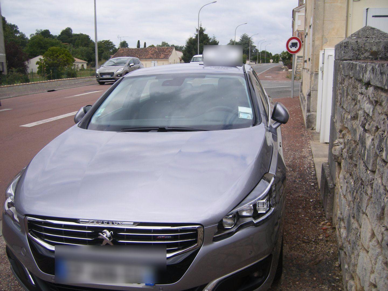 Taxi Saint-Sulpice-de-Cognac: Peugeot