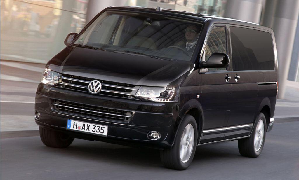 Taxi Gennevilliers: Volkswagen