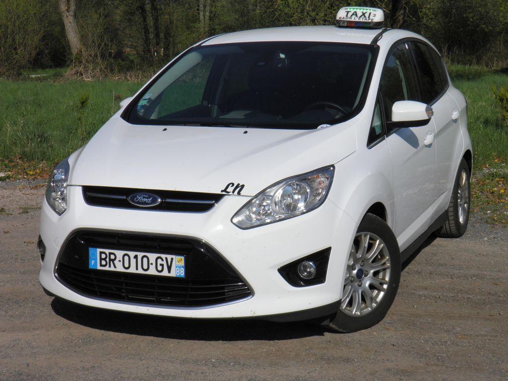 Taxi Raon-l'Étape: Ford