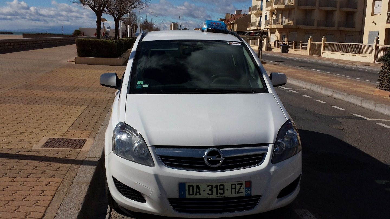 Taxi Villeneuve-lès-Béziers: Opel