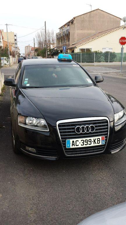 Taxi Villeneuve-lès-Béziers: Audi