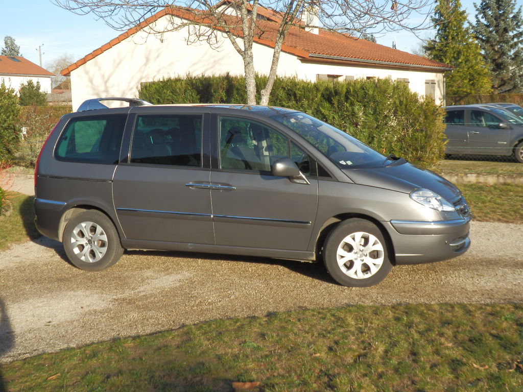 VTC Lezoux: Citroën