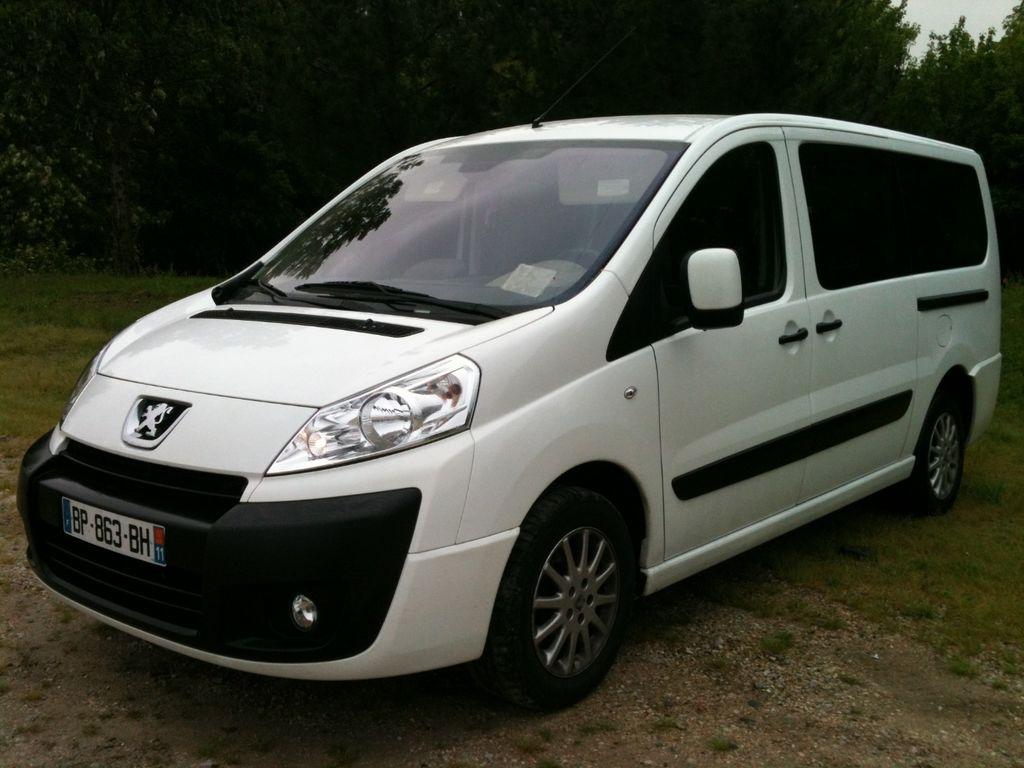 VTC Villemoustaussou: Peugeot