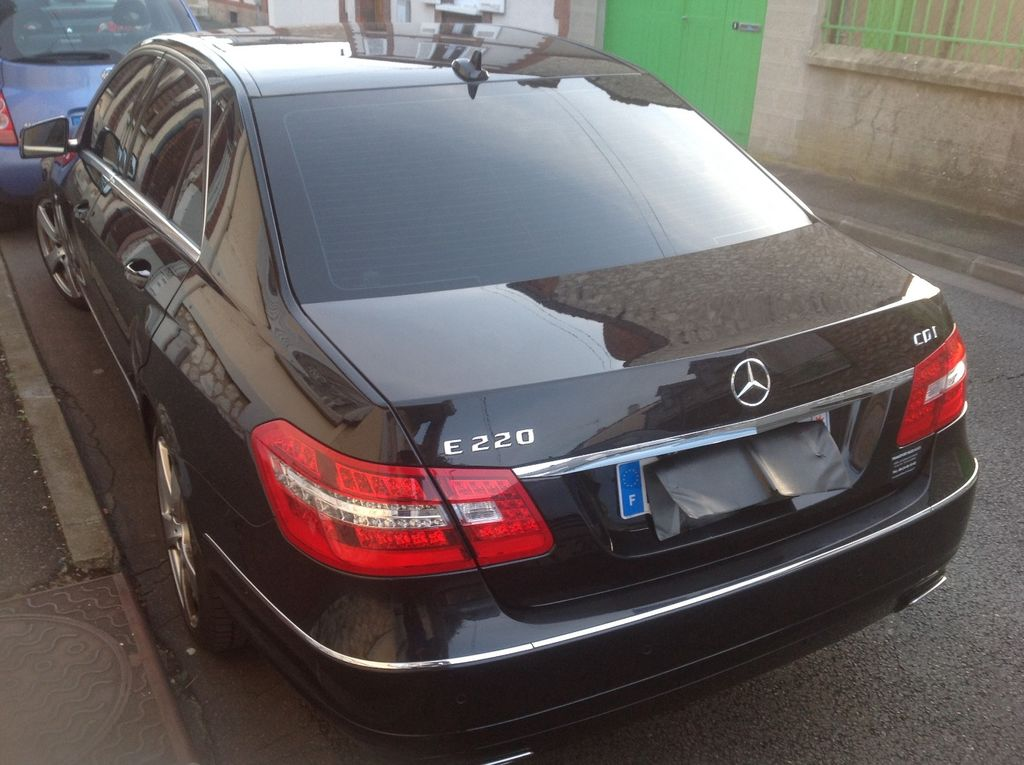 Taxi Montereau-Fault-Yonne: Mercedes