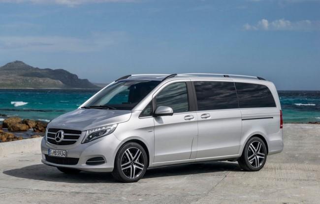 Taxi Reignier-Ésery: Mercedes