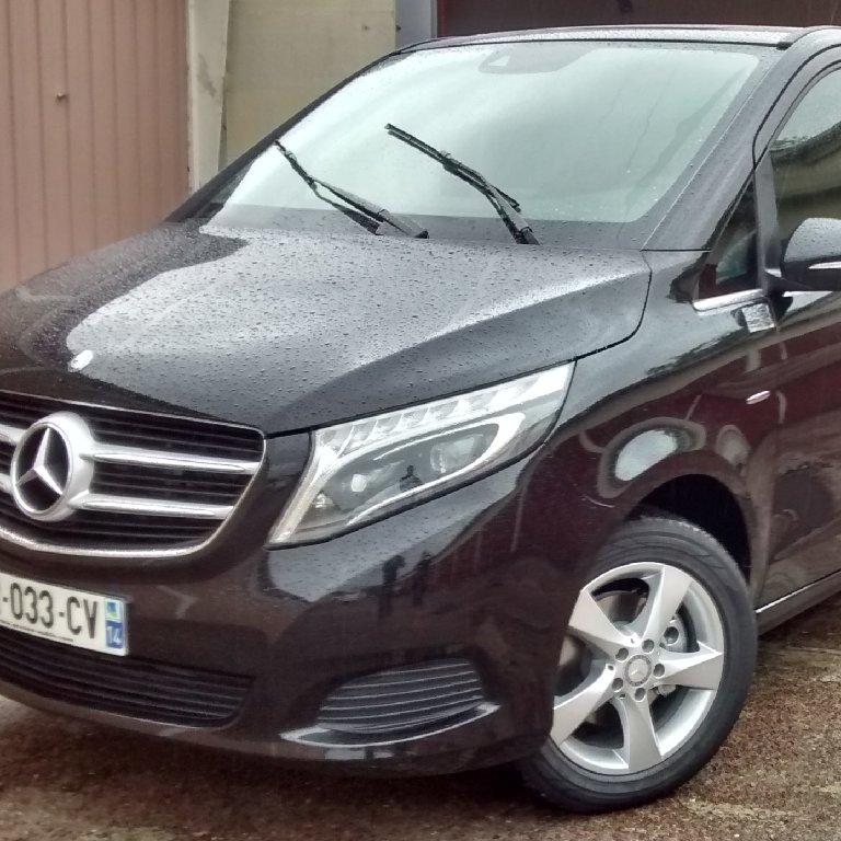 VTC Caen: Mercedes