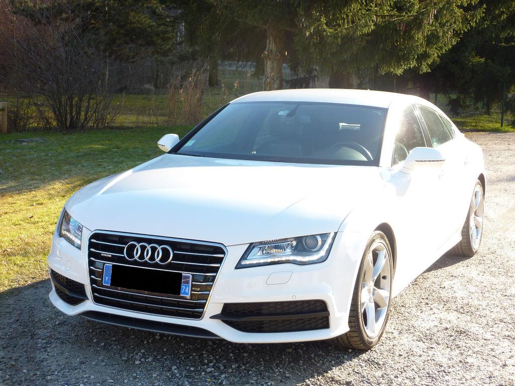 VTC Annecy: Audi