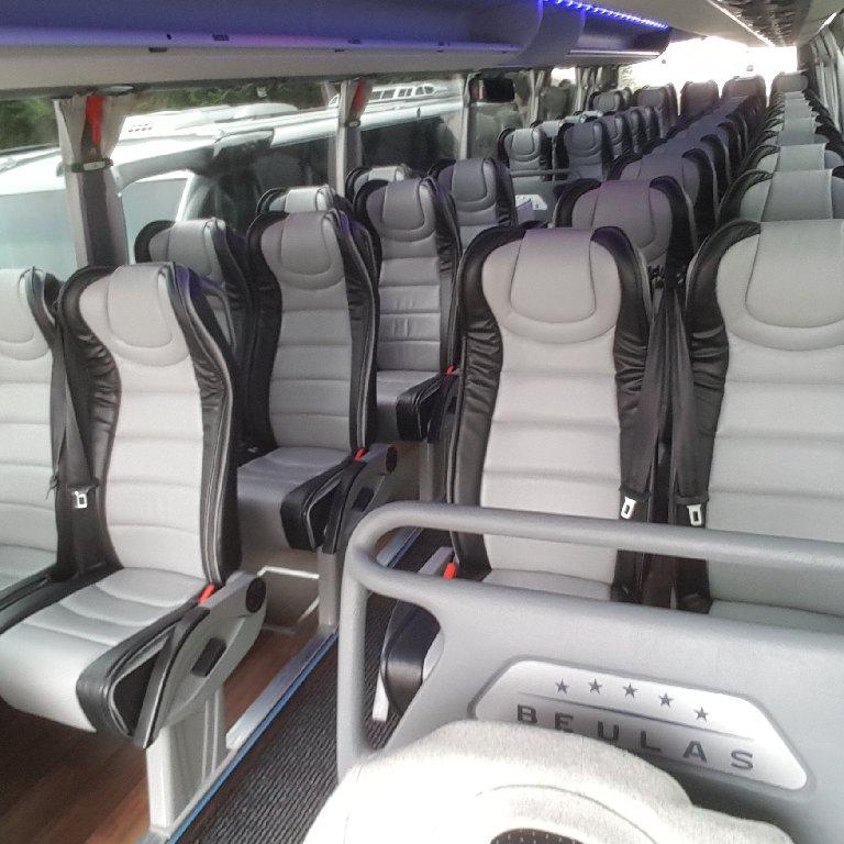 Coach provider Grentheville: Volvo