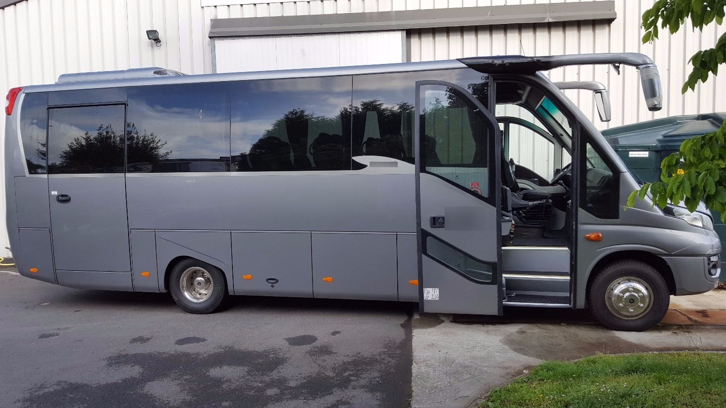 Coach provider Grentheville: Iveco