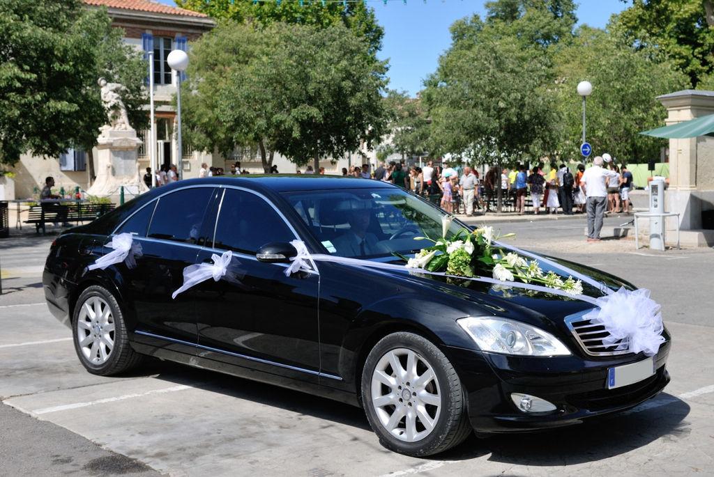 Taxi Aix-en-Provence: Mercedes
