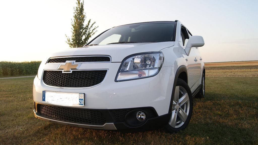 Taxi Bouville: Chevrolet
