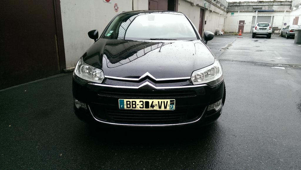 VTC Ivry-sur-Seine: Citroën