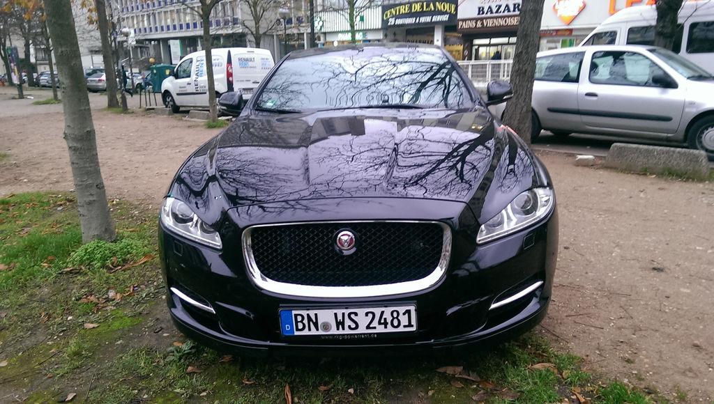 VTC Ivry-sur-Seine: Jaguar
