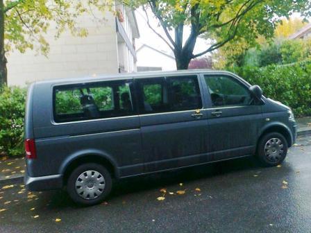 Taxi Avon: Volkswagen