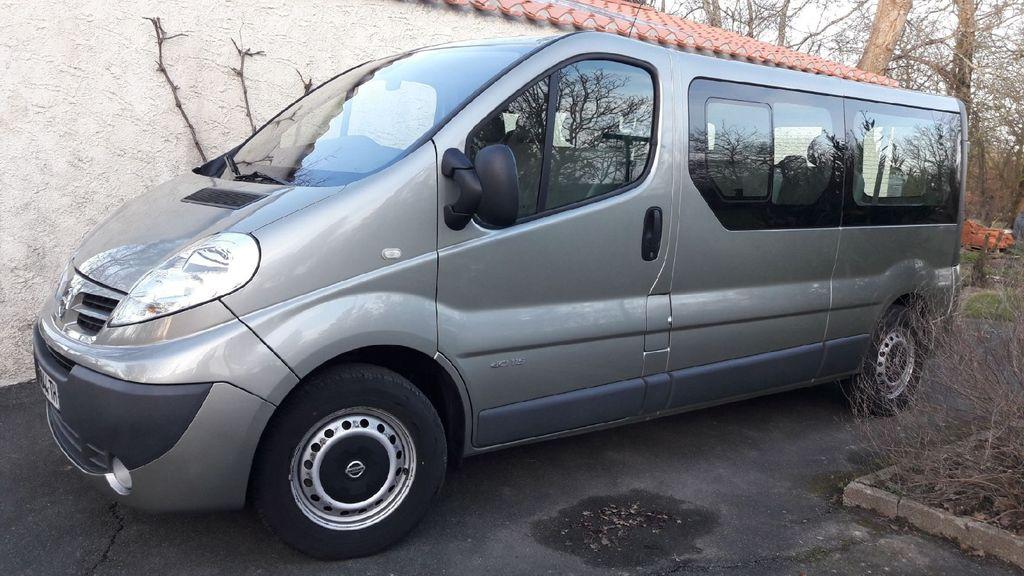 Taxi La Roche-sur-Yon: Nissan