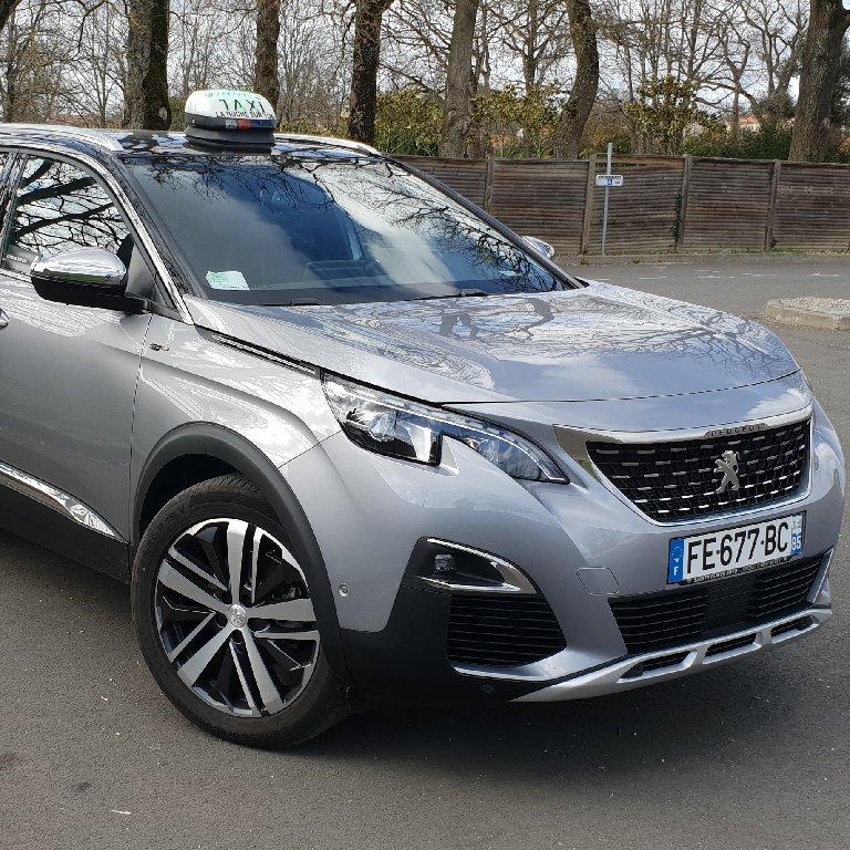 Taxi La Roche-sur-Yon: Peugeot
