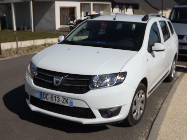 Taxi Bourges: Dacia
