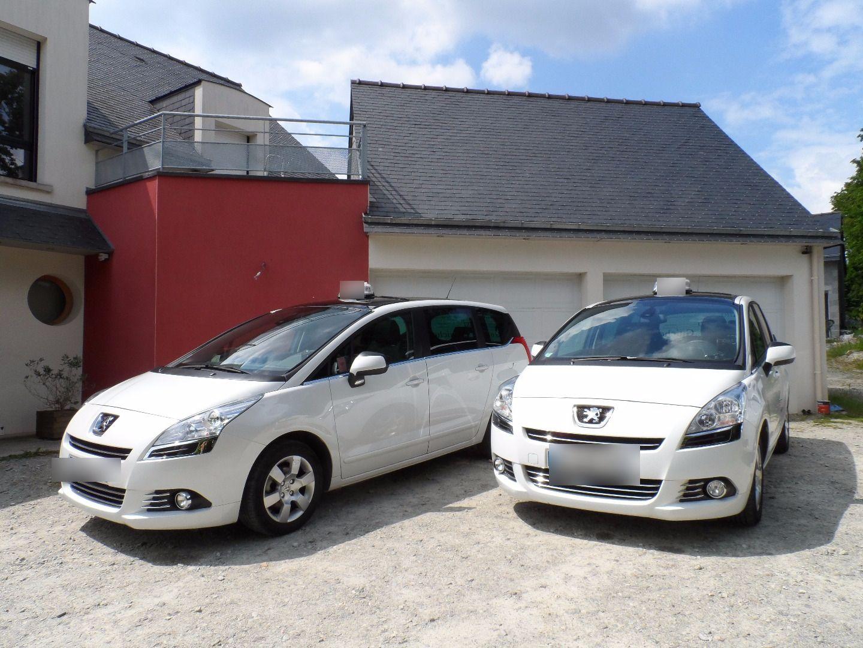 Taxi Bruz: Peugeot