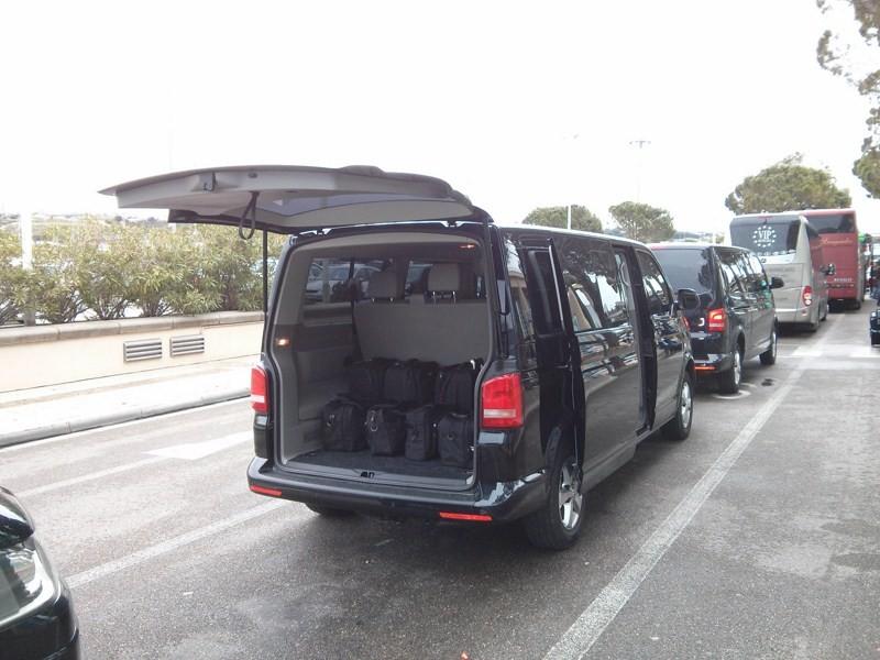 VTC Cannes: Volkswagen
