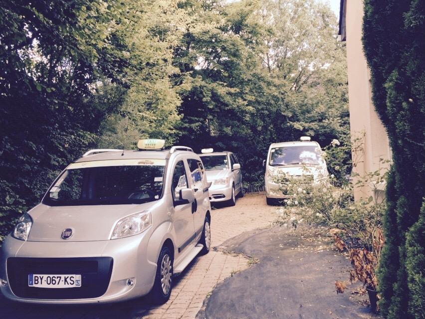 Taxi Avrillé: Fiat