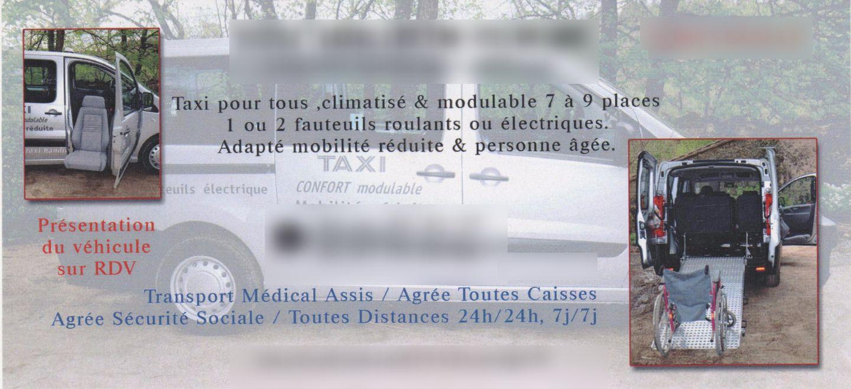 Taxi Lasalle: Peugeot