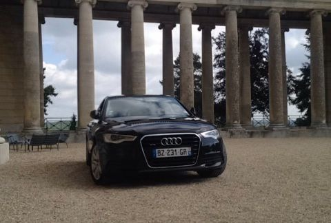 Taxi Trappes: Audi