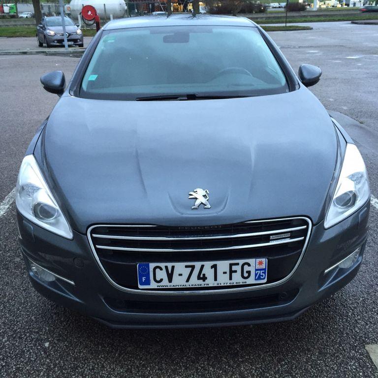 Taxi La Mailleraye-sur-Seine: Peugeot
