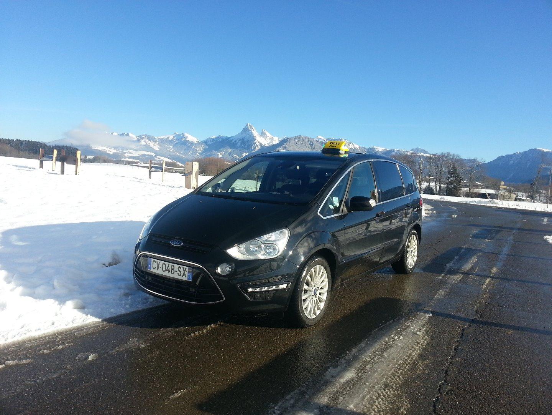 Taxi Évian-les-Bains: Ford