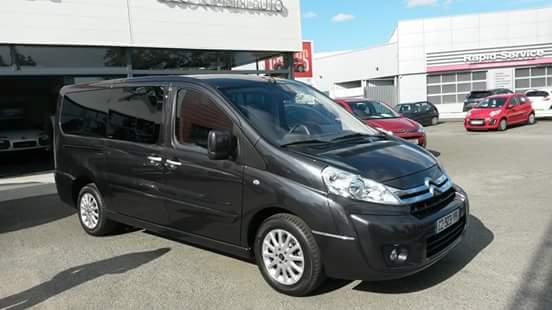 Taxi Cotignac: Citroën