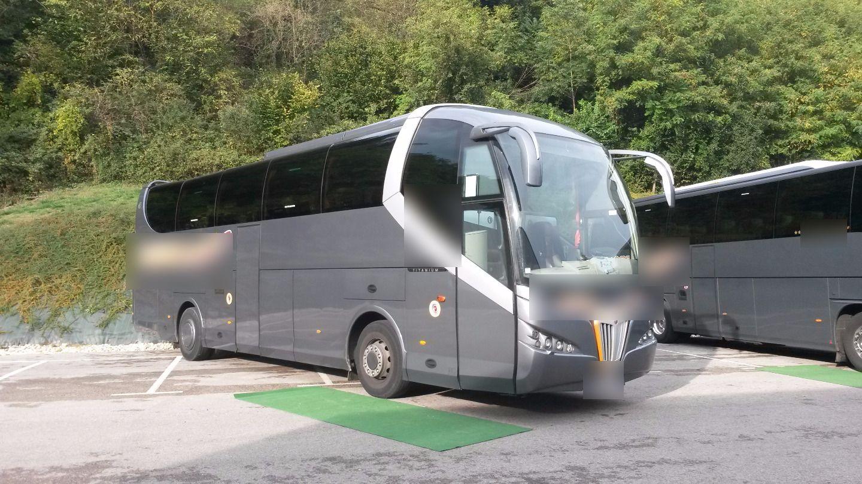 Coach provider Le Pont-de-Beauvoisin: Irizar