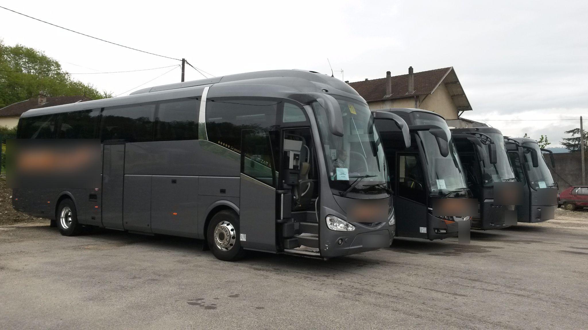 Coach provider Le Pont-de-Beauvoisin: Noge