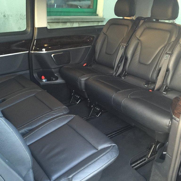 Taxi Tremblay-en-France: Mercedes