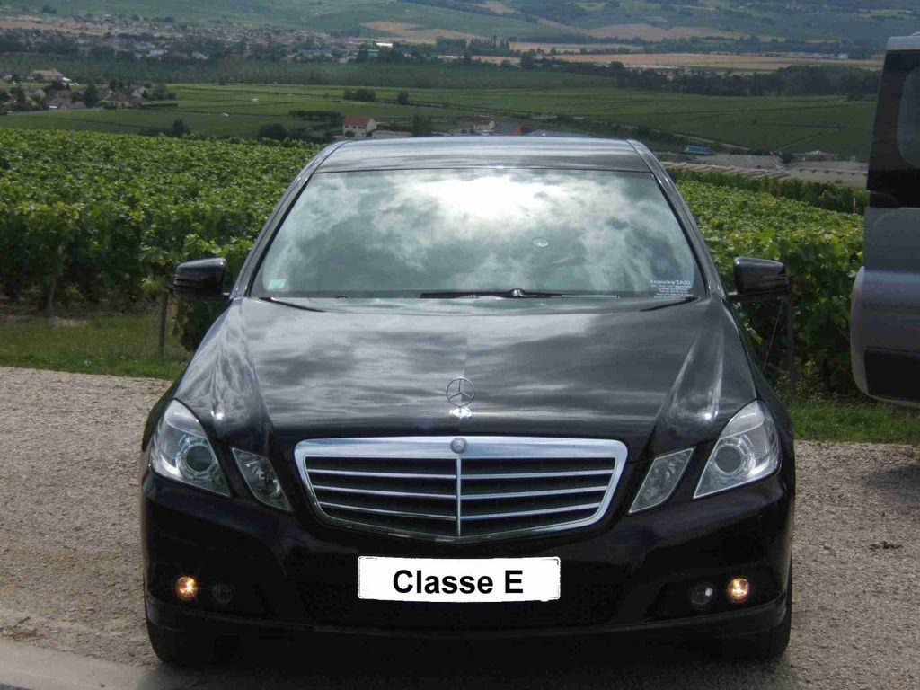 VTC Épernay: Mercedes