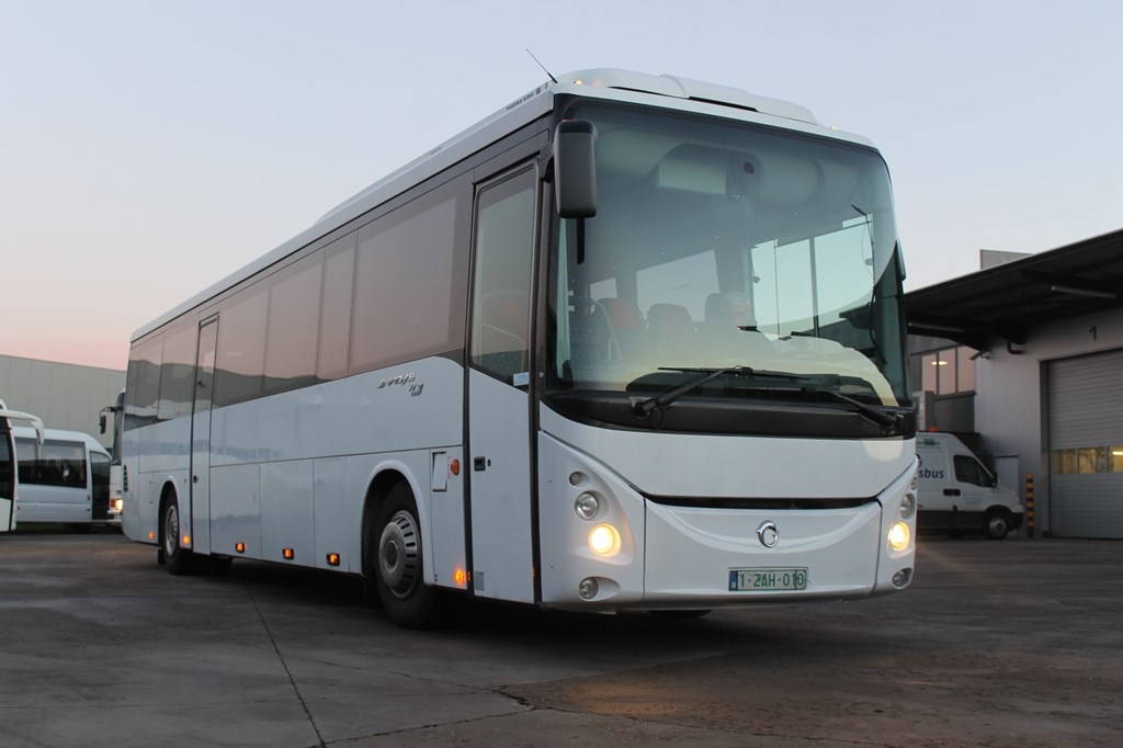 Coach provider Paris: Irisbus