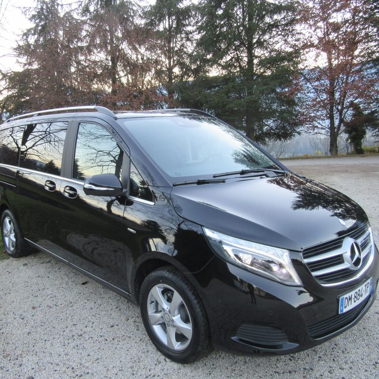 VTC La Ravoire: Mercedes