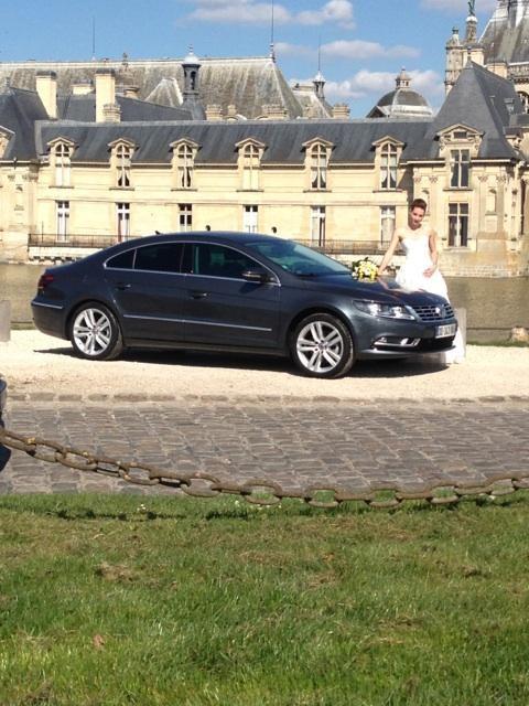 VTC Le Mesnil-Aubry: Volkswagen
