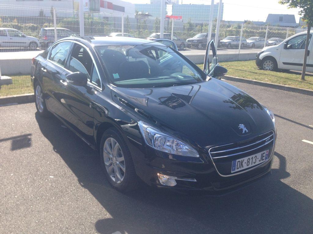 Taxi Saint-Denis: Peugeot