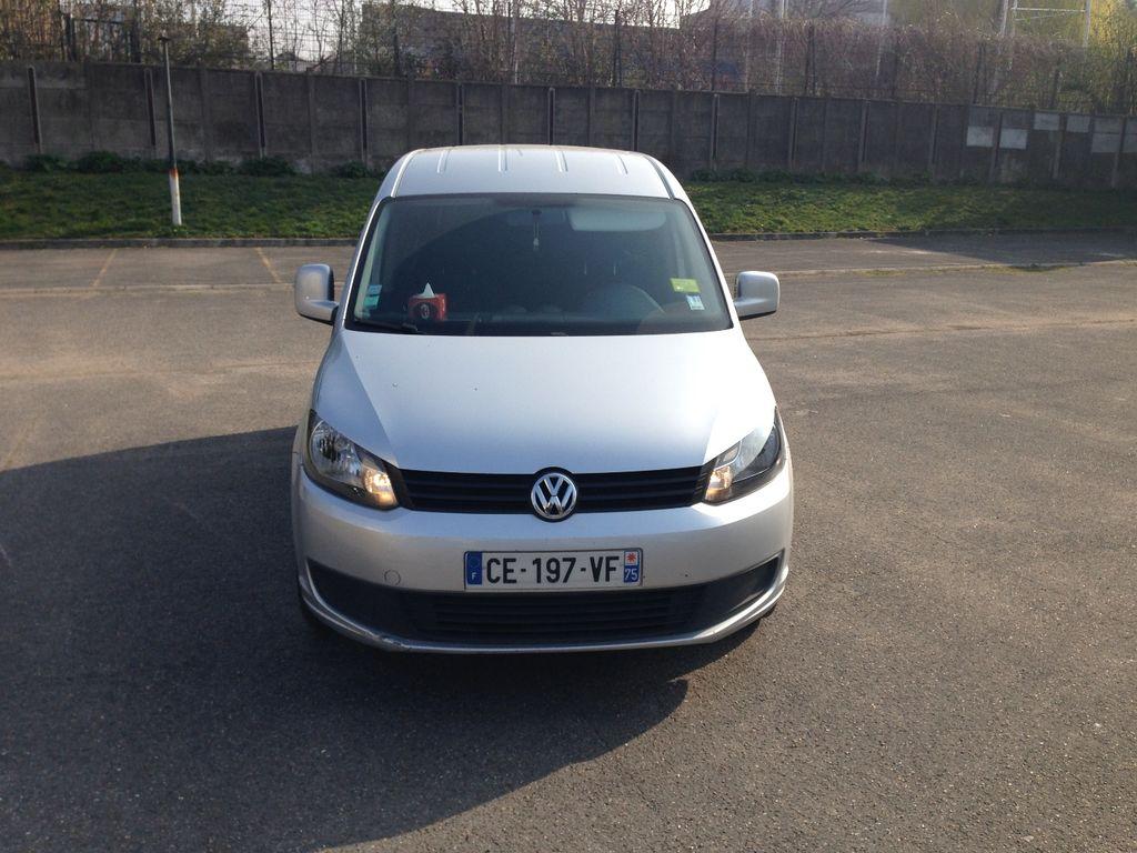 Taxi Saint-Denis: Volkswagen