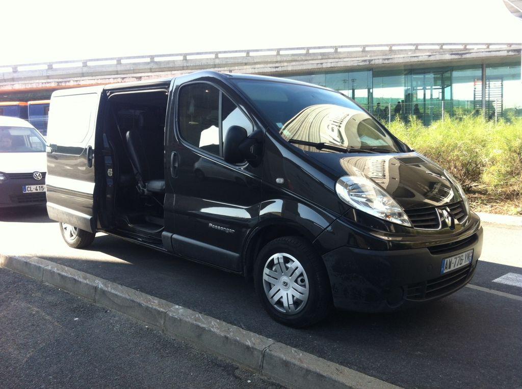 Taxi Saint-Denis: Renault