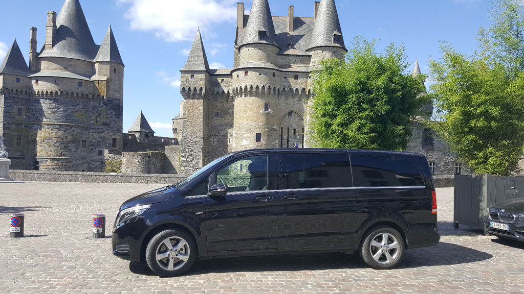 VTC Saint-Jacques-de-la-Lande: Mercedes