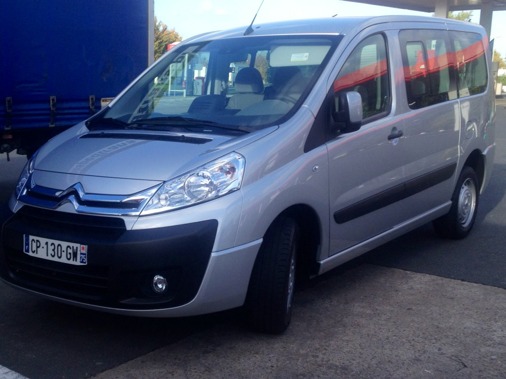 VTC Libourne: Citroën