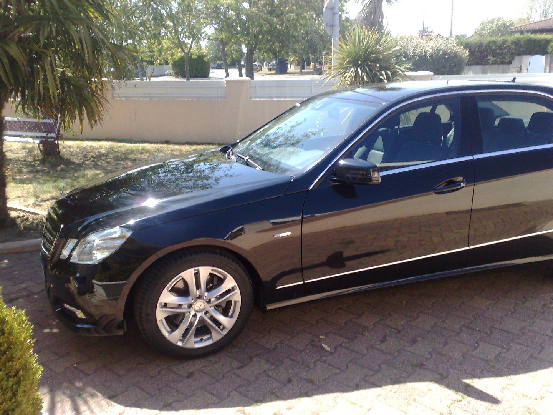 VTC Libourne: Mercedes